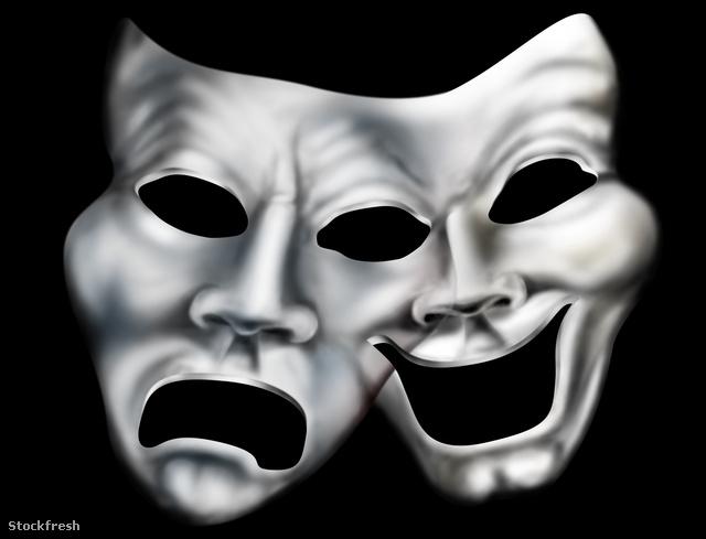 stockfresh 753391 merging-theater-masks sizeM
