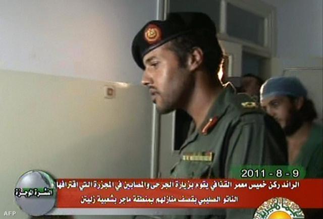 Hamisz Kadhafi