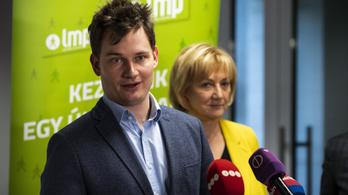 Schmuck Erzsébet és Kanász-Nagy Máté az LMP új vezetői