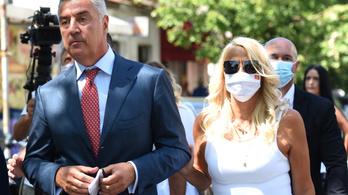 Közvélemény-kutató: Djukanovic pártja nyerte meg a montenegrói parlamenti választást