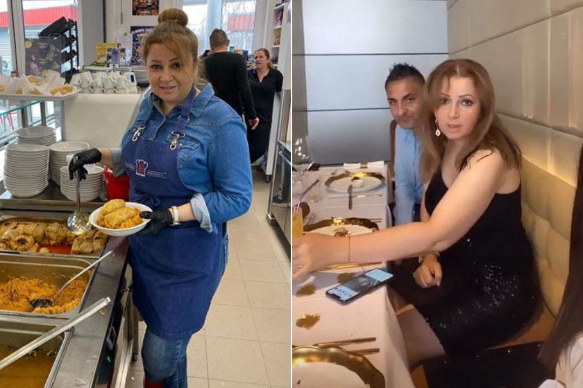 A bal oldali fotót a műtét előtt, február 19-én fotózták Mosonmagyaróváron, míg a jobb felvételt a hétvégén készítette róla Gáspár Evelin.