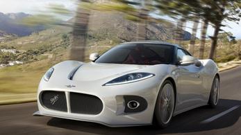 Orosz milliárdos támasztja fel a Spyker sportkocsimárkát
