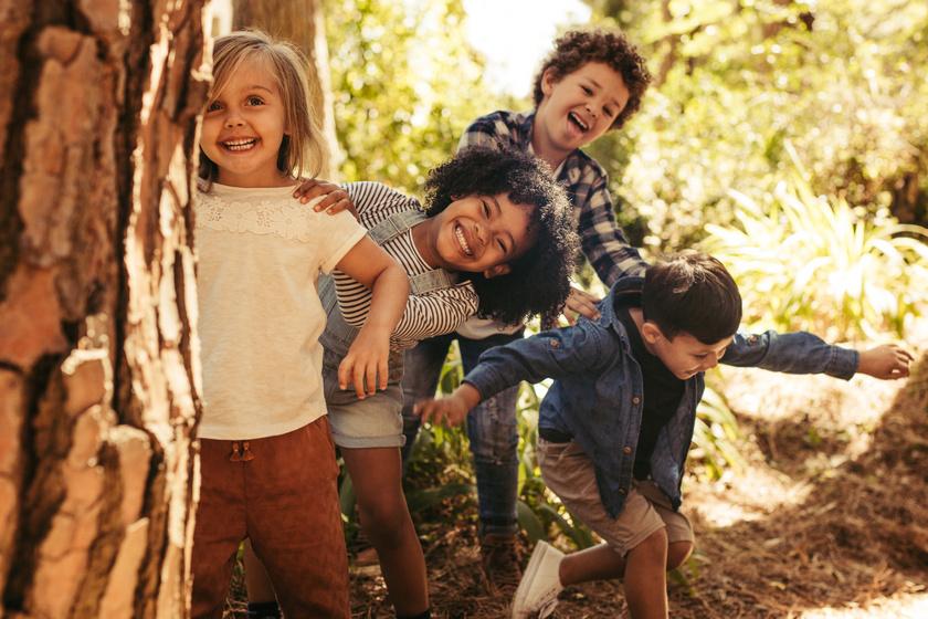 Természethiány-zavartól szenvednek a gyermekek: teljesítményromlást, figyelemproblémát is okozhat
