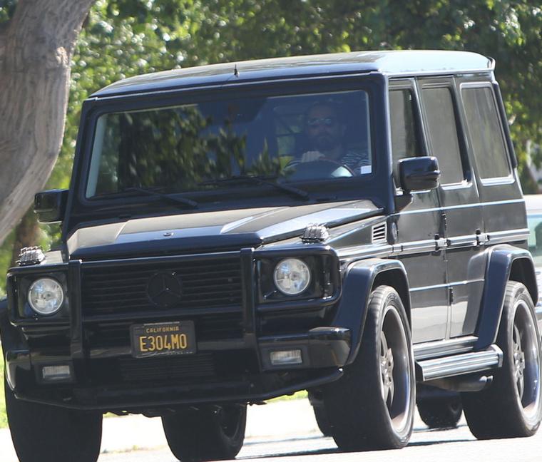 Ez a fekete autó a második jel, hogy Bradley Cooper és Jennifer Garner összejöttek