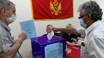 Nem elég a kormányalakításhoz a Nyugat-barát szocialisták győzelme Montenegróban