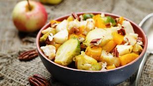 Almás sült csirke – ebben még a kelbimbó is finomabb