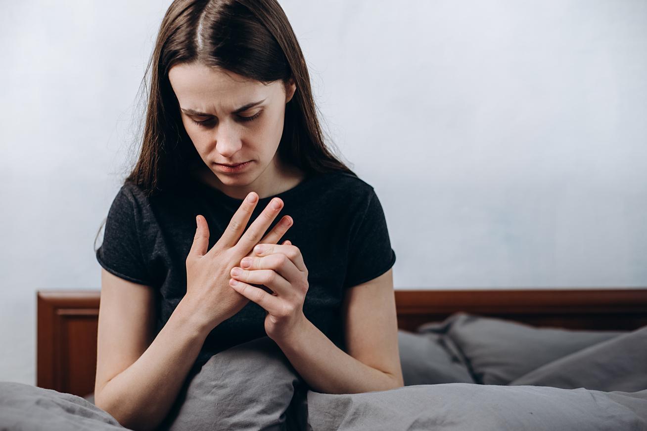 zsibbadás kéz fájdalom