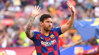 Alakulgat Messi jövője: 3 év Manchesterben, 2 év New Yorkban