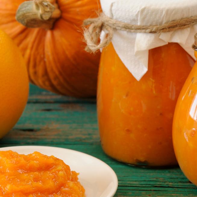 Egyszerre édes és fanyar narancsos sütőtökdzsem – Ősszel is indulhat a befőzés