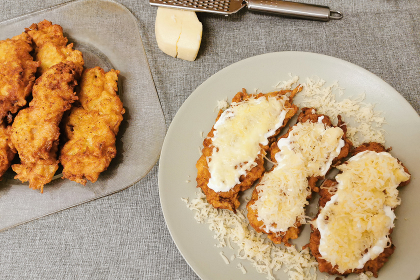 Tökéletes hétvégi ebéd az alpesi sertésszelet: a hús burgonyás bundában sül