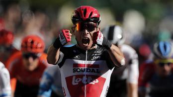 Tour de France - Ewan nyerte a sprintbefutót