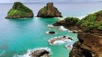 Koronavírus - Csak a fertőzésen átesett turistákat fogad egy brazil szigetcsoport