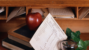 Nem esett messze az alma az oktatástól