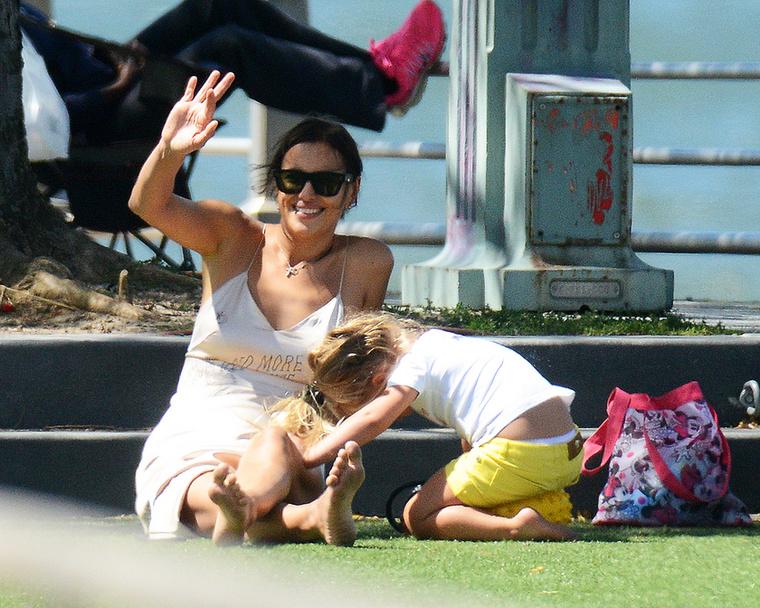 A napokban pedig Lea de Seine is találkozott Schnabellel, akit a New York City parkban vártak meg egy kellemes délutánon