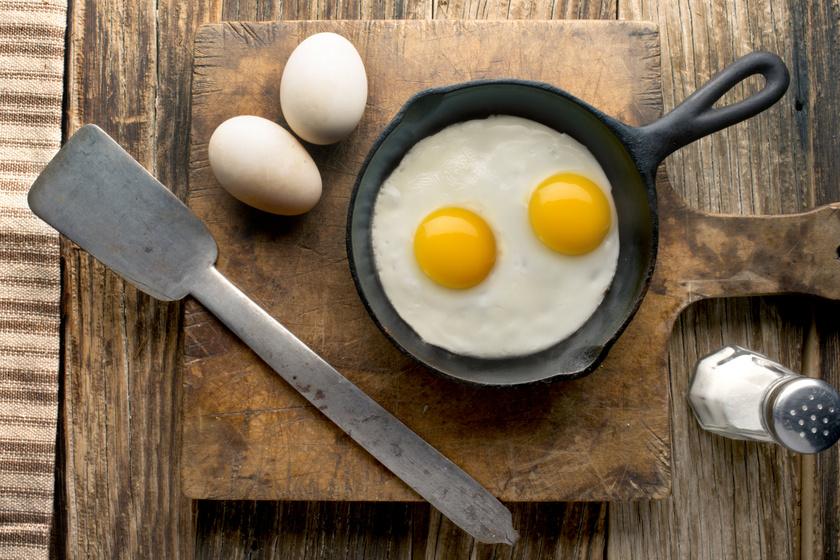 4 dolog, amire figyelj, hogy tökéletes legyen a tükörtojás – A sütés hőfoka sem mindegy