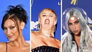 Miley Cyrus és Bella Hadid nélkül visszafogottságba fulladtak volna a VMA női