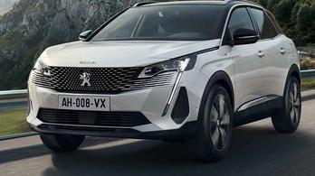 Új stílust hoz a Peugeot-hoz a 3008-as