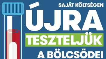 Budapest XI. kerülete saját költségen újra tesztelte az óvodai és bölcsődei dolgozókat