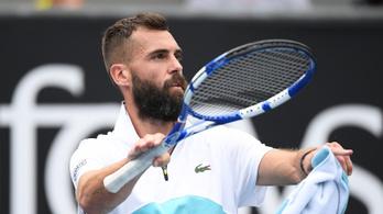 Koronavírusos lett egy férfi teniszező a US Openen