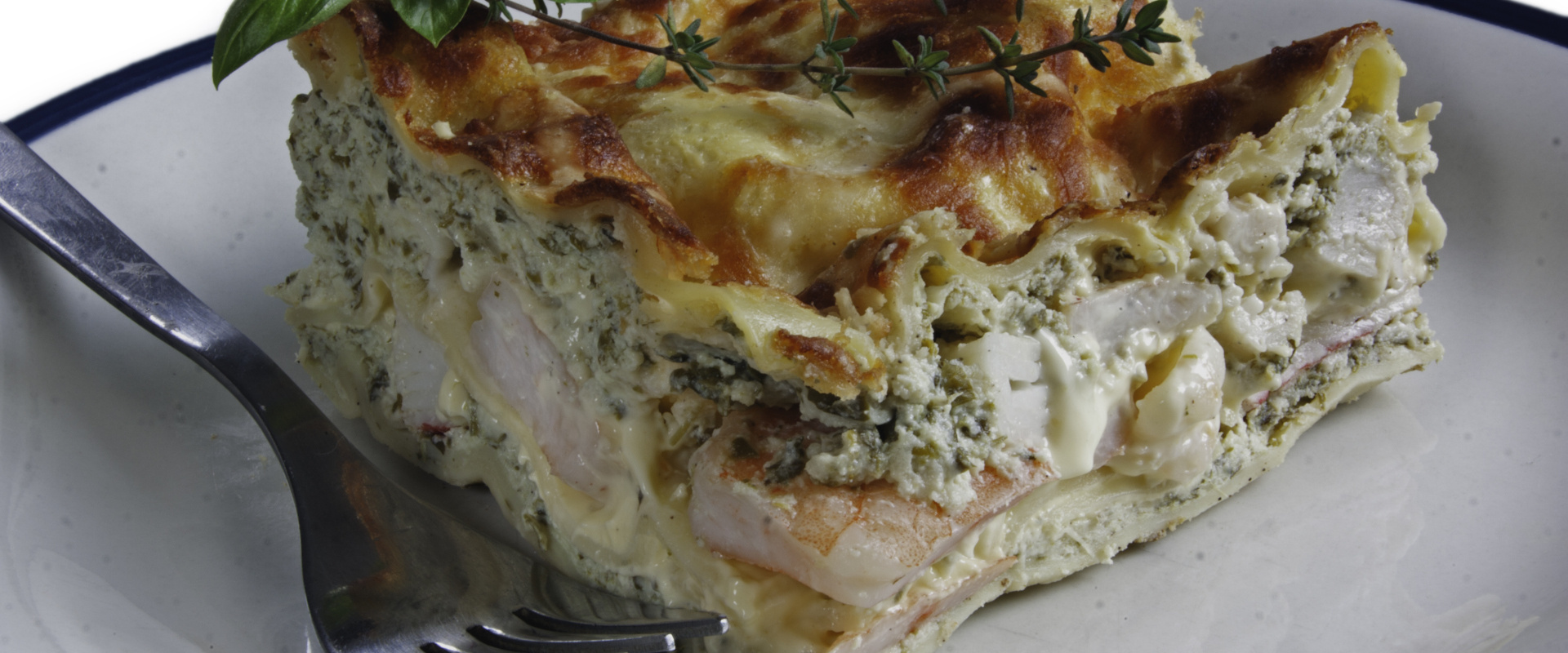 tenger gyümölcsei lasagne