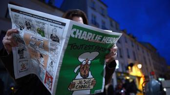 A Charlie Hebdo visszavág, újra publikálja a Mohamed-karikatúrákat
