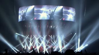 Sosem látott koncertfelvétel a Queen együttestől