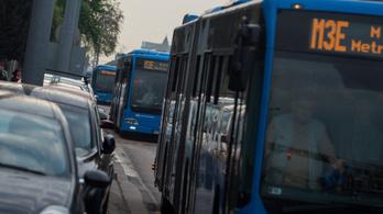 BKV-buszok hitelből