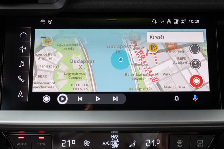 Az Android Auto a végső menedékünk. Vagy a Car Play