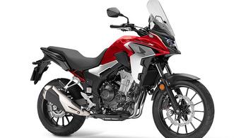 Minimál frissítést kap a Honda CB500 család