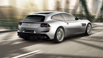 Eltűnik a nagyobbik túra-Ferrari