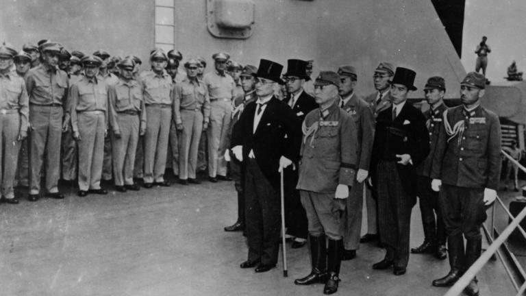 75 éve ért véget Ázsiában is a II. világháború