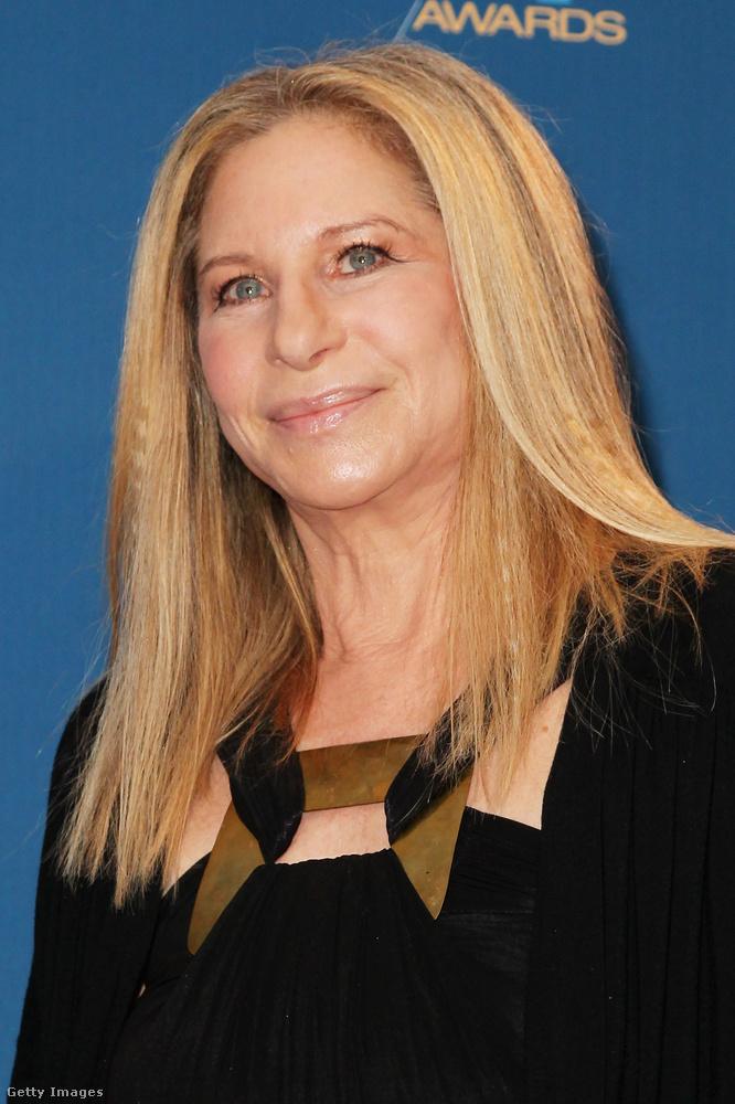 Igen, Barbra Streisand is felbukkant ebben a lapozgatóban