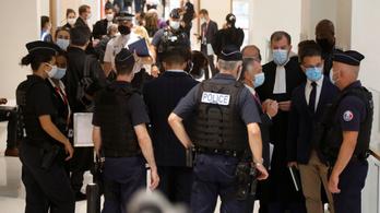 Elkezdődött a franciaországi dzsihadisták pere
