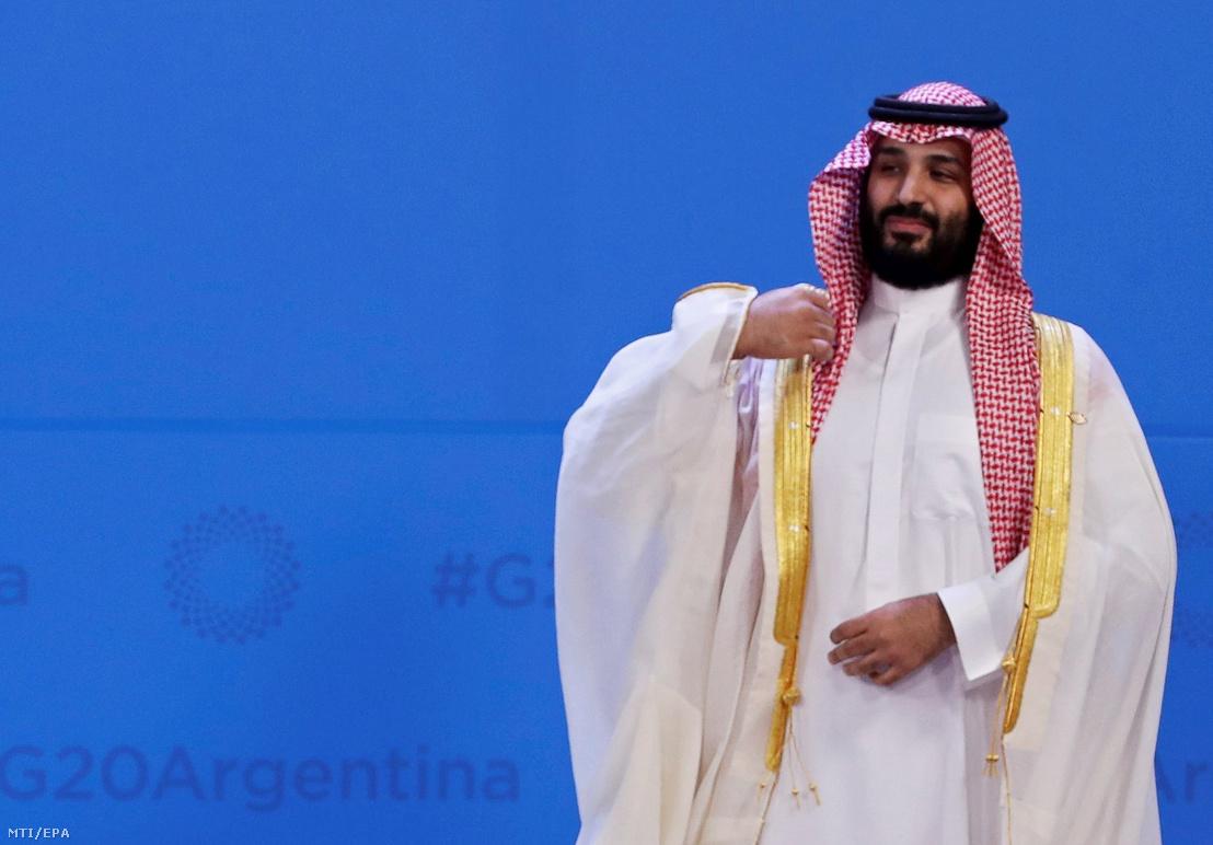 Mohammed bin Szalmán szaúdi koronaherceg