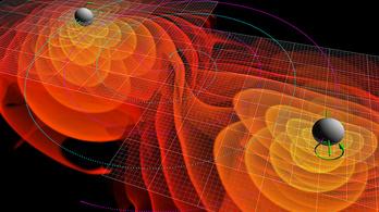 Soha nem észleltek még ilyen nagy tömegű fekete lyukat