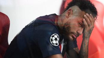 Három PSG-játékos is koronavírusos, Neymar pozitív tesztet produkált – sajtóhír
