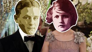 A nagy Gatsby írója és bohém felesége fenekestül felforgatta New Yorkot