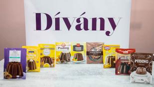Csokis pudingok tesztje: papírforma győzelem, saját márkás dobogó