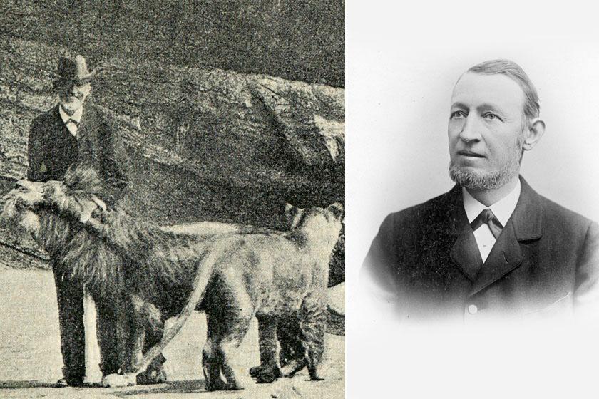 Carl Hagenbeck.