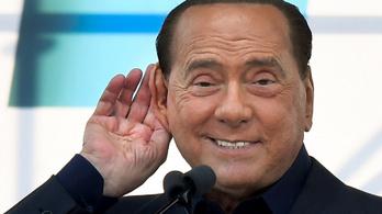 Berlusconi is koronavírusos lett