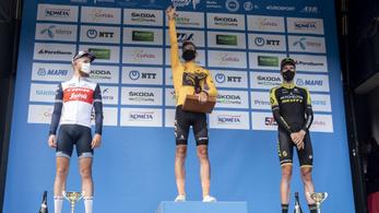 Valter Attila nyerte a Tour de Hongrie-t