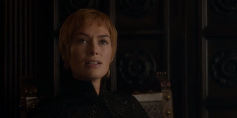 Lena Headey színésznő Cersei Lannister szerepében, a Trónok harca című sorozatban
