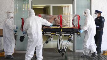 Mexikóban halt meg koronavírus miatt eddig a legtöbb orvos és ápoló