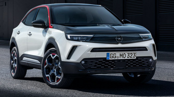Háromféle hagyományos motorral érkezik az Opel Mokka