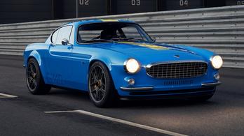 Modern sportkocsi készült a Volvo P1800-asból