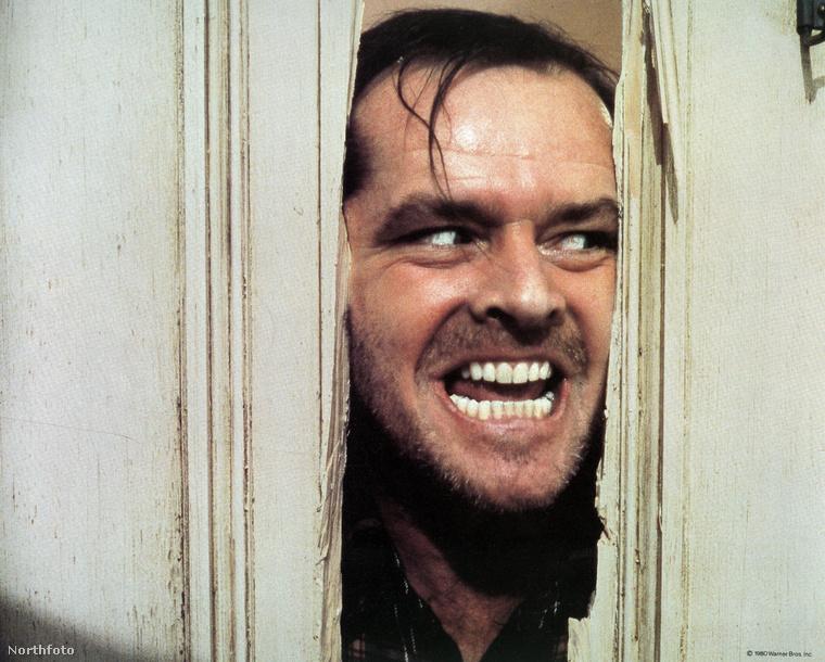 Igen, az a Jack Nicholson, aki a Ragyogással szerzett magának világhírnevet