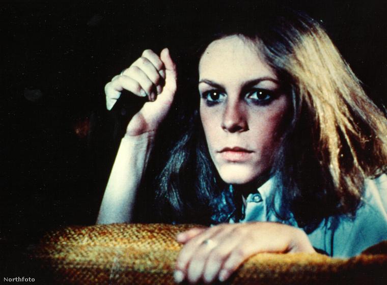 Jamie Lee Curtis ugyancsak egy horrorfilmben kezdett, 31 éves korában