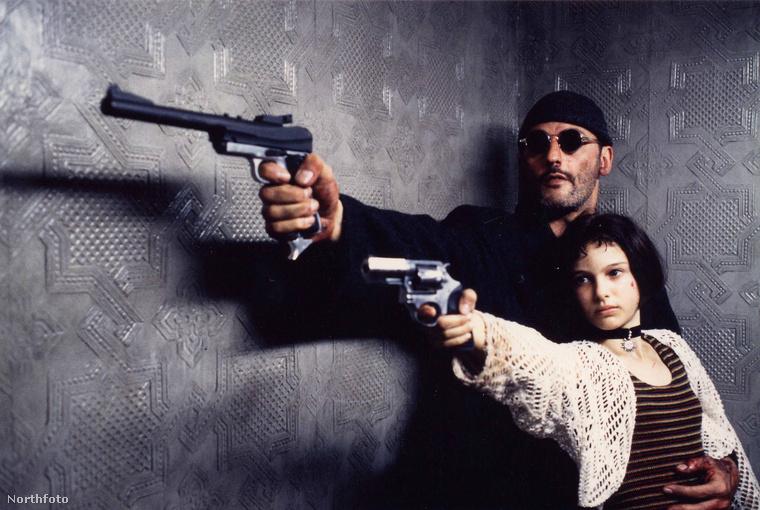 Natalie Portman szintén szerves része volt a Star Wars világnak, elsőként a Léon, a profi című filmben szerepelt