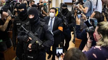 Kuciak-gyilkosság: Kočnert felmentették, Szabót huszonöt évre ítélték