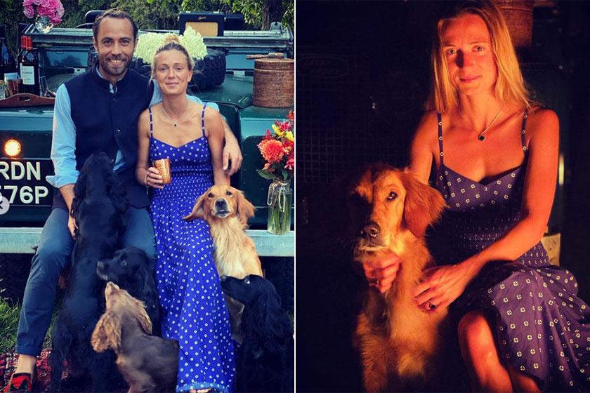 Közös fotóikról ordít, mennyire összeillenek, például mindketten imádják a kutyákat.